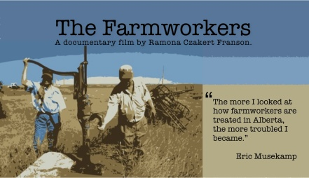 The Farmworkers Poster 2014